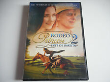 DVD - RODEO PRINCESS 2 / L'ETE DE DAKOTA - ZONE 2