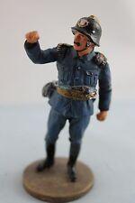 Del Prado Zinnfigur, Fireman, firedress, Spain, 1945