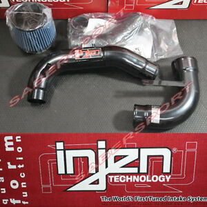 Injen SP Series Black Cold Air Intake for 2009-2010 Toyota Corolla XRS M/T