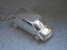 Schlüsselanhänger Fiat Ulysse Van versilbert (5178)