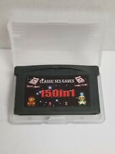 150 in 1 NES Games for Game Boy Advance SP NDS Mario SAVE STATES