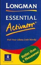 Longman Essential Activator by Joshua Longman (2002, Paperback)