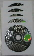 Instant Immersion German Deluxe, 5 PC CD-ROMs by Topics Entertainment