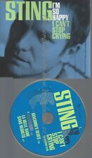 CD--STING ----- I'M SO HAPPY I CAN'T STOP CRYING
