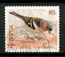 Switzerland 2006-9 SG#1671 85c Birds Definitive Used #A48983