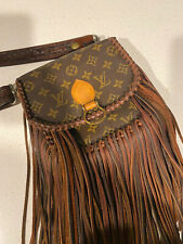 Louis Vuitton - Fringe Vintage Boho Crossbody Bag