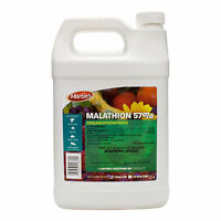 Malathion 57% Concentrate 1 Gallon For Vegetables Fruit Nut Trees Shrubs Vines