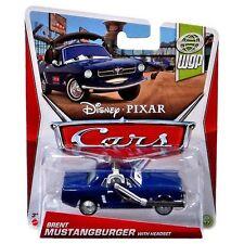 Disney PIXAR Cars Brent Mustangburger CJM49 WGP 13/15