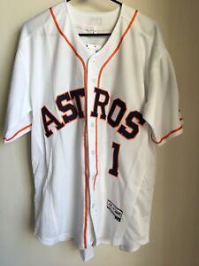Carlos Correa Hand Signed Houston Astros Jersey PSA DNA Cert