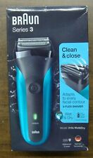 NEW IN THE BOX Braun Series 3 Men's Rechargeable Wet & Dry Electric Shaver  310S