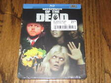 Shaun of the Dead Blu Ray Steelbook FYE Exclusive Limited Edition!