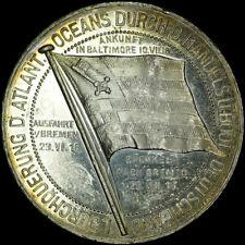 1. WELTKRIEG: HANDELS U-BOOT DEUTSCHLAND - OZEANFAHRT BREMEN - BALTIMORE / USA.
