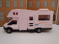 MOTORHOME CAMPER VAN Toy Car MODEL boy girl dad Grandad Birthday GIFT boxed