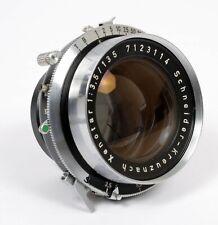 Schneider Xenotar 135mm F3.5 lens in compur #1 shutter