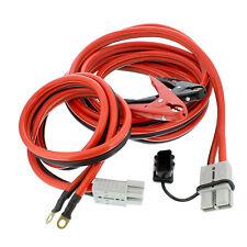 Dumble | Heavy Duty Jumper Cables 1 Gauge Jumper Cables for Cars Trucks 30' Ft