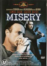 MISERY James Caan / Kathy Bates DVD R4