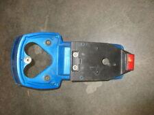 Carene, code e puntali blu posteriore per moto Honda