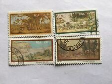 1976 RSA South Africa Complete Set SC 461-464