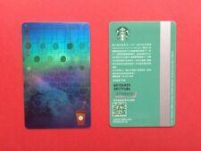 CS1806 2018 China Starbucks coffee Scales MSR card 1pc