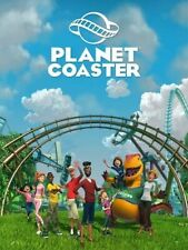 Planet Coaster PC Steam KEY REGION FREE/GLOBAL, FAST DELIVERY!