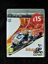 MotoGP 09/10  2010  PS3 Sony PlayStation 3, 2010 pal video game bluray