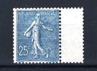 "FRANCE STAMP YVERT 132a SCOTT 141 "" SOWER 25c DARK BLUE "" MNH VF R885"