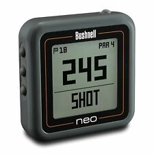 Bushnell Neo Ghost Compact Golf GPS Rangefinder,Charcoal (Certified Refurbished)