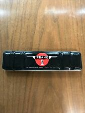 VINTAGE PRANG 8 WATERCOLOR NEW OLD STOCK!!! Water Color Paint Black Tin,