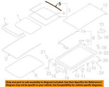 VOLVO OEM 16-18 XC90 Sunroof-Rear Seal 31484961