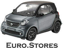 Norev Smart Fortwo Coupe 453 Model Car 1:18 B66960281 Genuine New Best Gift