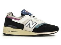New Balance 997 Made In USA Black Beige Men Faded Star Patterns Sneakers M997PAL