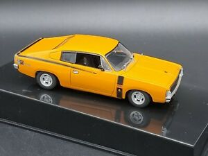 AutoArt Biante 51502 Chrysler Charger E49 Vitamin C 1971 1:43 Scale Diecast Car