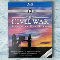 The Civil War Ken Burns 25th Anniversary Edition [Blu-ray] Brand New Fast Ship