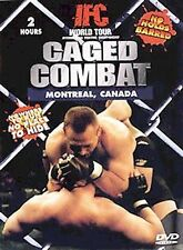 IFC : Caged Combat: Montreal, Canada (DVD, 2000)