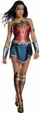 Adult Women's Medium (6-10) Wonder Woman Costume with Boot Top