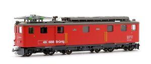 BEMO HOm 1246 438 SBB Deh 120 008 RED BAGGAGE RAILCAR ELECTRIC LOCO (BM3)