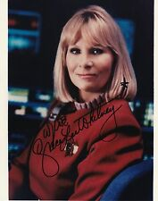 Star Trek Grace Lee Whitney Autographed Signed Color 8x10 Photo w/COA