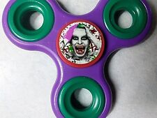 Joker Screaming Mad print Multiple Colors Fidget Spinner Free Shipping See Pics!