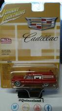 Ambulances miniatures Cadillac