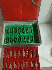 Chess Set Jade Storage box Genuine Hand Carved Antique Vintage Collectors Rare
