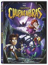 La Leyenda del Chupacabras (DVD, 2017 ANIMATION*COMEDYTHE LEGEND NOW SHIPPING !