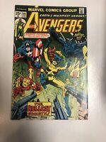 Avengers (1976) #144 (VG/F) | 1st Appearance of Hellcat !!