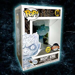 Funko Pop! Night King with Dagger #84 GITD Glow In The Dark Crystal Exclusive