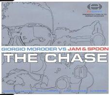 Giorgio Moroder Chase (2000, #730562, vs. Jam & Spoon) [Maxi-CD]