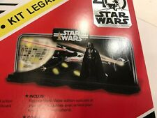 """Star Wars 40th Anniversary """"6 Display Stand Bottom Base Part, 2 Each"""
