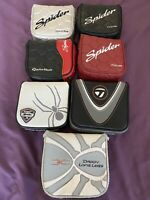 Taylormade Spider Putter Lot.