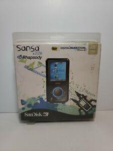 SanDisk Sansa e250r Portable MP3 Player, 2 GB USB 2.0, FM tuner, voice recorder