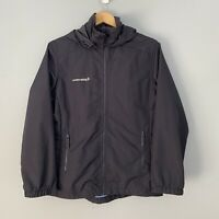 Womens Lands End Size S (6-8) Lockheed Martin Embroidered Jacket Soft Shell Rain