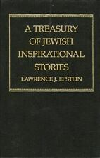 A Treasury of Jewish Inspirational Stories-ExLibrary