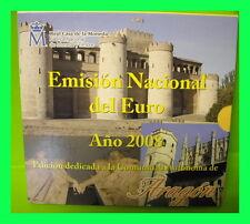 EURO ESPAGNE ANNEE 2008.QUALITE B.U  BLISTER NEUF COFFRET ARAGON